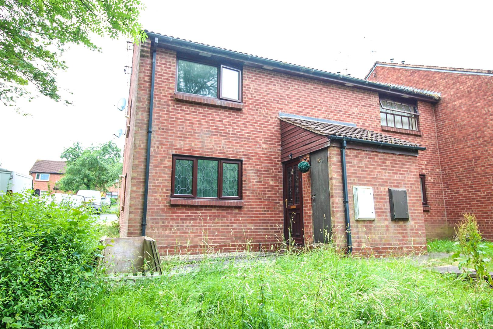 1 Bedroom Maisonette Flat for sale in Rangeworthy Close, Redditch